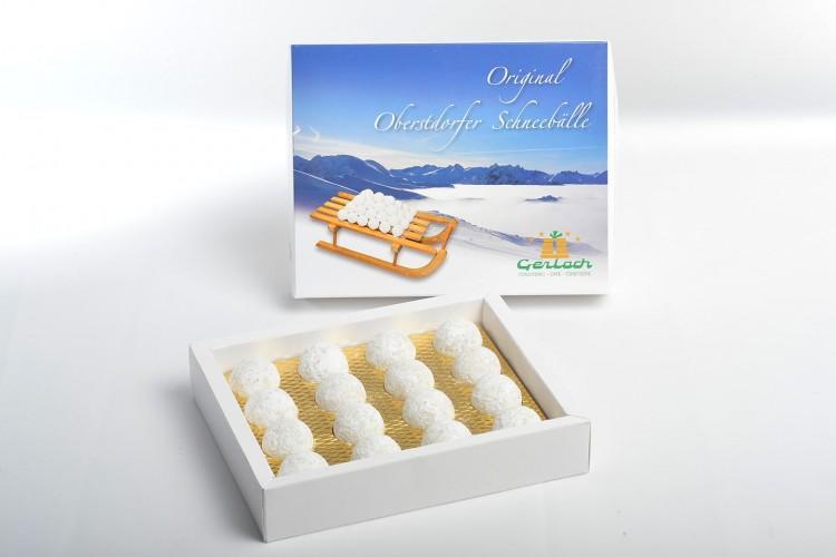 Original Oberstdorfer Schneeballen