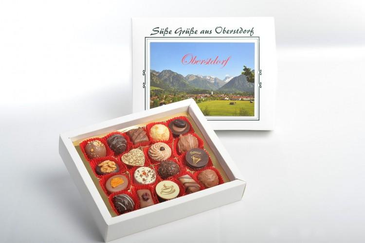 Süße Grüße aus Oberstdorf