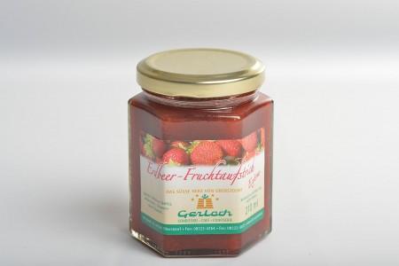 """Erdbeer Fruchtaufstrich """"Extra"""""""