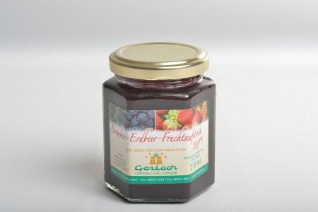 """Brombeer-Erdbeer-Konfitüre """"Extra"""""""